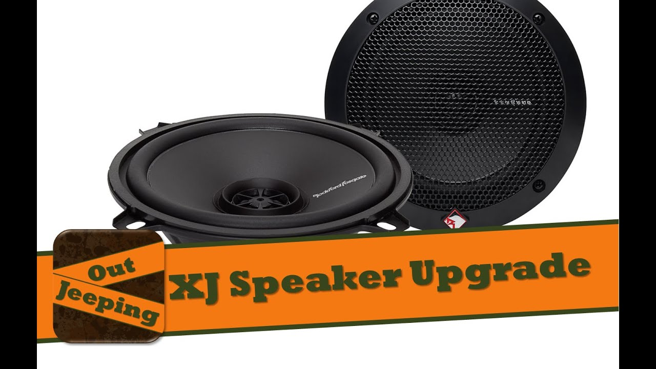 Wiring Car Speakers Rockford Fosgate Schematics Diagrams Installing R1525x2 Prime 5 25 Inch Full Range Rh Youtube Com Rear