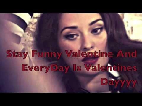 Alice Fredenham Funny Valentine Lyrics