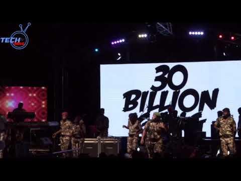 Davido Show Harare Zimbabwe  Supporting Acts