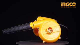 INGCO Aspirator blower AB4018/UAB4018