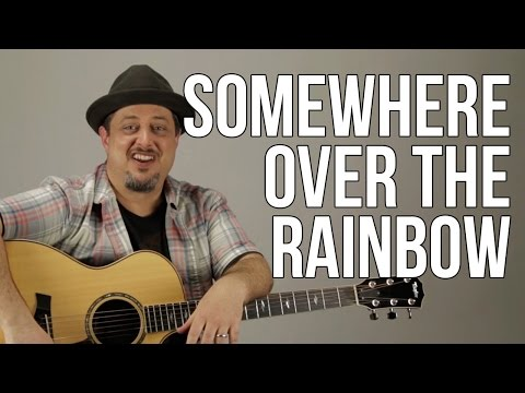 How To Play Somewhere Over The Rainbow by Israel Kamakawiwo'ole