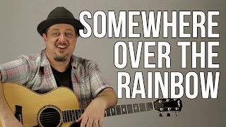 Baixar How To Play Somewhere Over The Rainbow by Israel Kamakawiwo'ole
