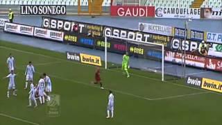 Pescara 0-2 Livorno Partita Sospesa  Rinviata 14/04/2012 2011-12 - 35°