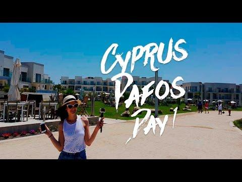 Отдых на Кипре (Пафос)   Отель Amphora Hotel & Suits  День 1 - Наш номер