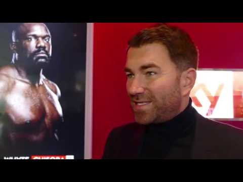 Eddie Hearn EXCLUSIVE: Wilder NOT ordered to fight FURY,  we want Joshua vs Wilder then Fury