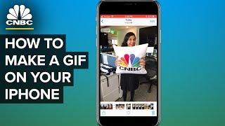 Wie Verwandeln Sie Ihre Fotos In Animierte GIF-Dateien Auf Ihrem iPhone