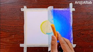 Happy New Year 2020 Drawing Easy oil pastel drawing for beginners