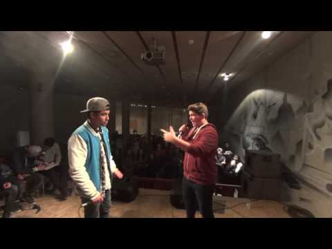 Psychosis VS Pairo - WINTER URBAN JAM BATTLES - FILTROS