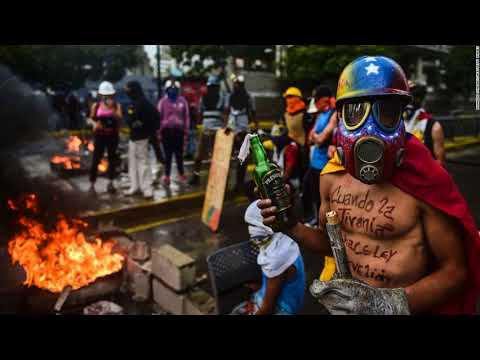 Venezuela Using Excessive Force Against Protesters, UN Says