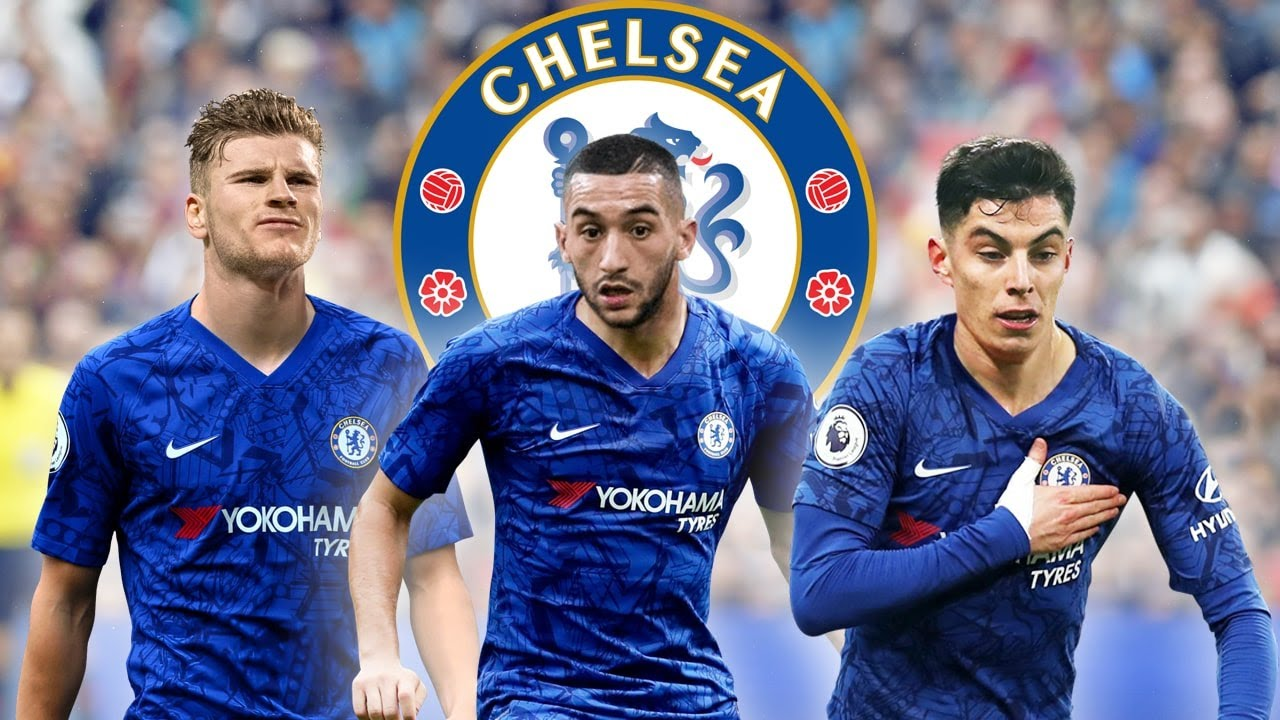 The 4 Players Chelsea Want To Sign This Summer Oh My Goal Youtube