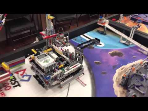 FLL Into Orbit - Perfect run - 213 Pts