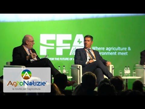 Sostenibilità al centro del decimo Forum for the future of agriculture