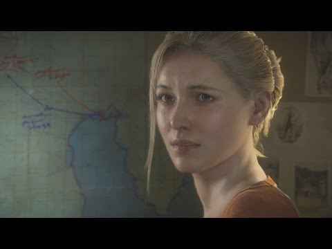 Uncharted 4 - Elena Meets Sam / Elena Finds Nathan