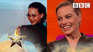 Margot Robbie was a dorky Harry Potter fan! | The Graham Norton Show - BBC
