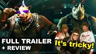 Teenage Mutant Ninja Turtles 2 Trailer + Trailer Review : Beyond The Trailer