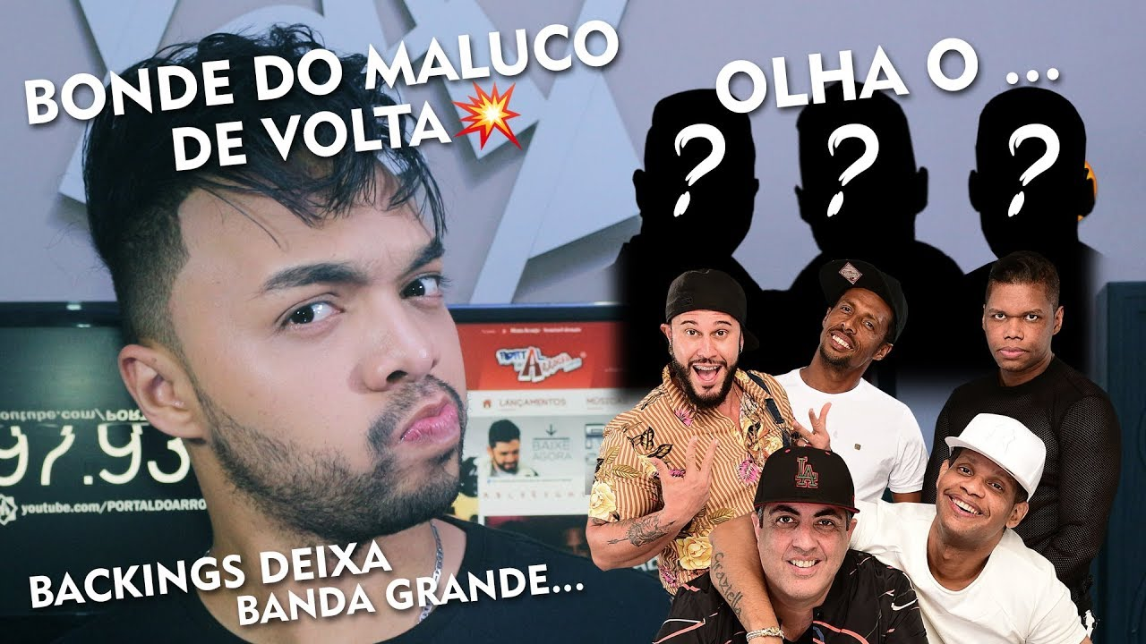 COMPLETO 1 MALUCO BONDE VOL BAIXAR DO CD