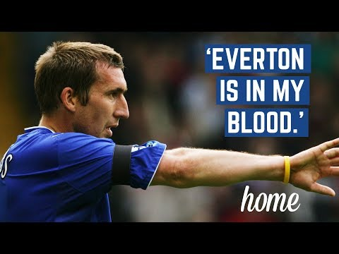 ALAN STUBBS: EVERTON IS IN MY BLOOD