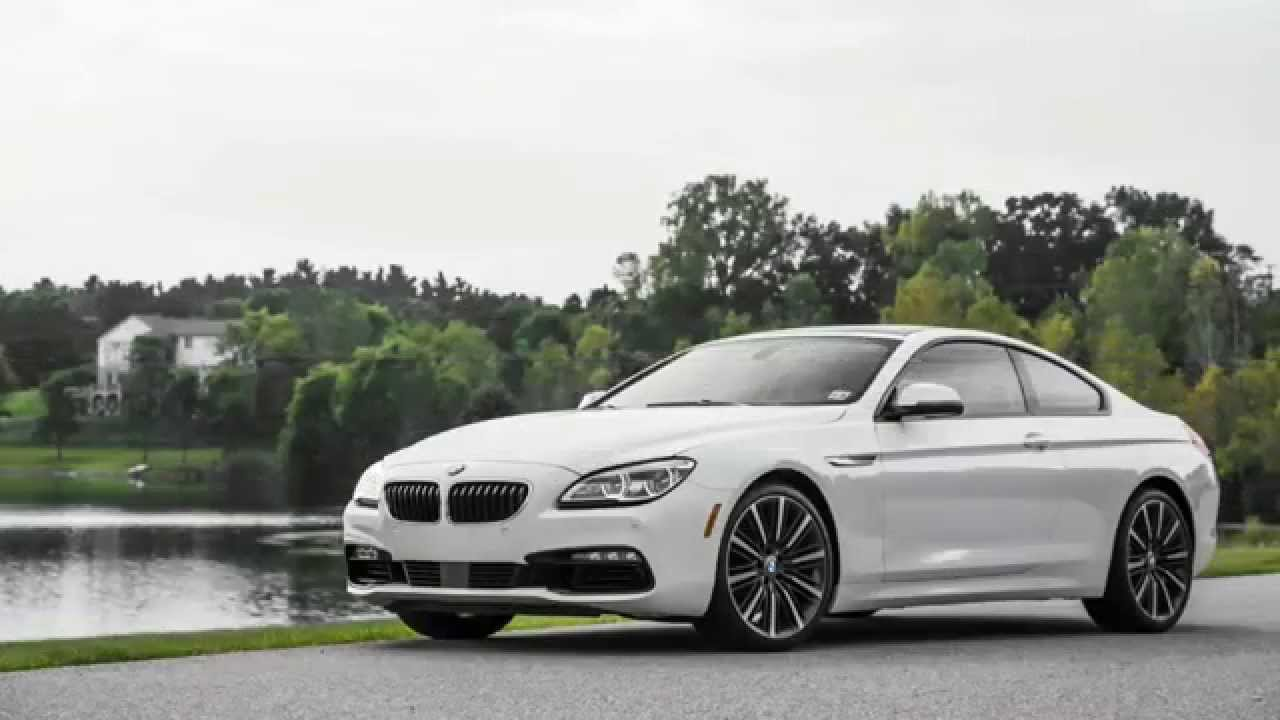 2016 Bmw 650i Coupe The Twin Turbo V 8 Now Puts Out 445 Horse