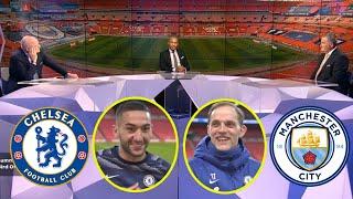Chelsea vs Man City 1-0 Thomas Tuchel Praises Hakim Ziyech's Performance Fantastic🔥 Pundits Analysis