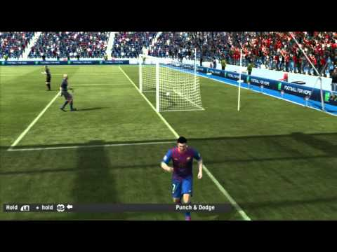 Fifa 12 - Finishing Celebrations Tutorial (Xbox & PS3)