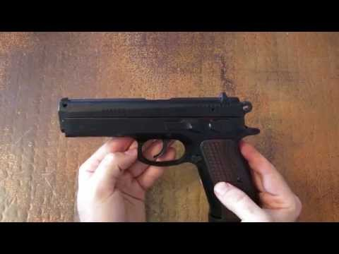 Tristar (Canik) P-120 Review