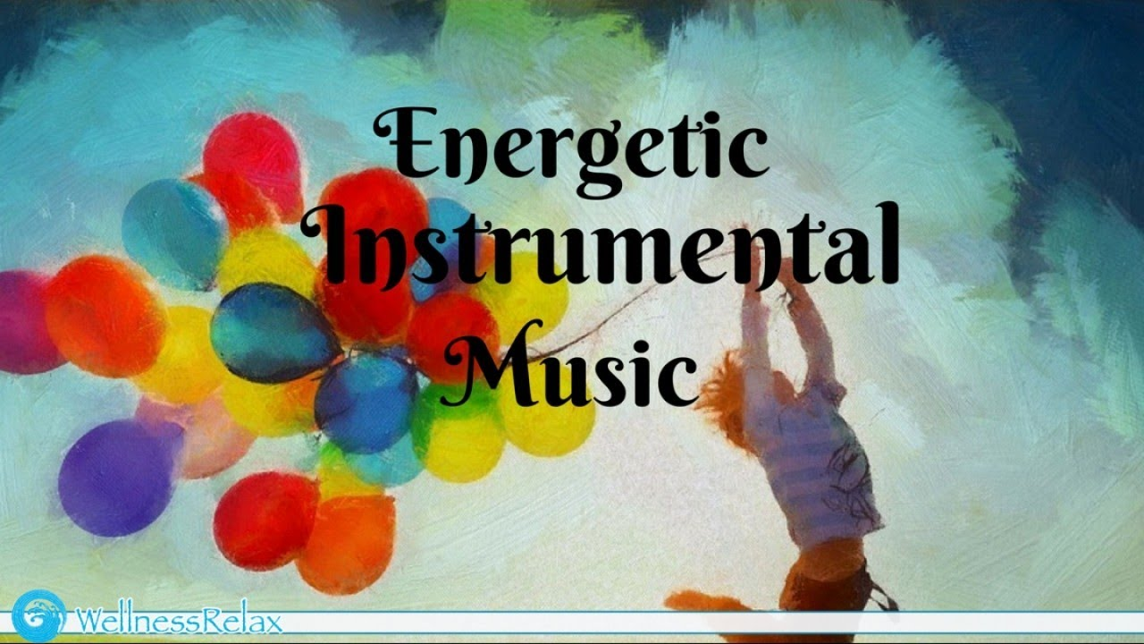 Energetic Instrumental Music with Nature Sounds