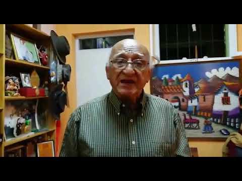 Compositor De Flor De Retama Se Solidariza Con Estudiantes Que Reclaman Un Mejor Transporte
