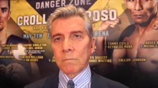MICHAEL BUFFER - 'WHEN PRINCE NASEEM INTRODUCED ME TO AMIR KHAN I NEW HE WOULD BE SPECIAL'
