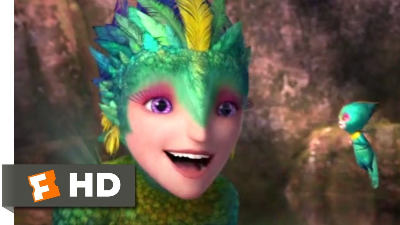 Rise of the Guardians - Honorary Tooth Fairies   Fandango Family