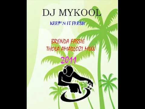 DJ MYKOOL thola amadlozi remix