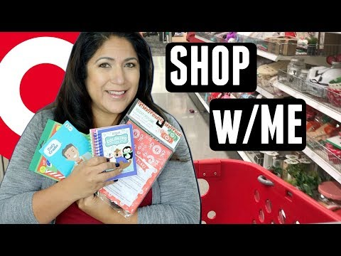 New Target DOLLAR SPOT Shop with Me and Haul - Holiday