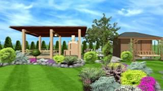 Ландшафтное озеленение. Студия ландшафтного дизайна