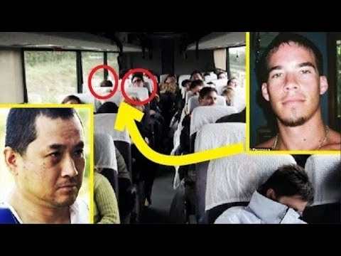 Will Baker (Vincent Li) - The Canadian Cannibal From The Greyhound Bus