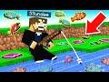 This FISH FARM is BROKEN (Minecraft)