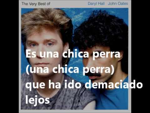 HALL AND OATES   -  RICH GIRL ( CHICA RICA )