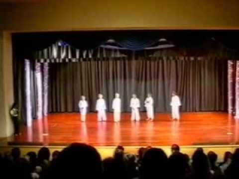Dainfern College Preparatory presents: Around the World in 60 Minutes - 2003