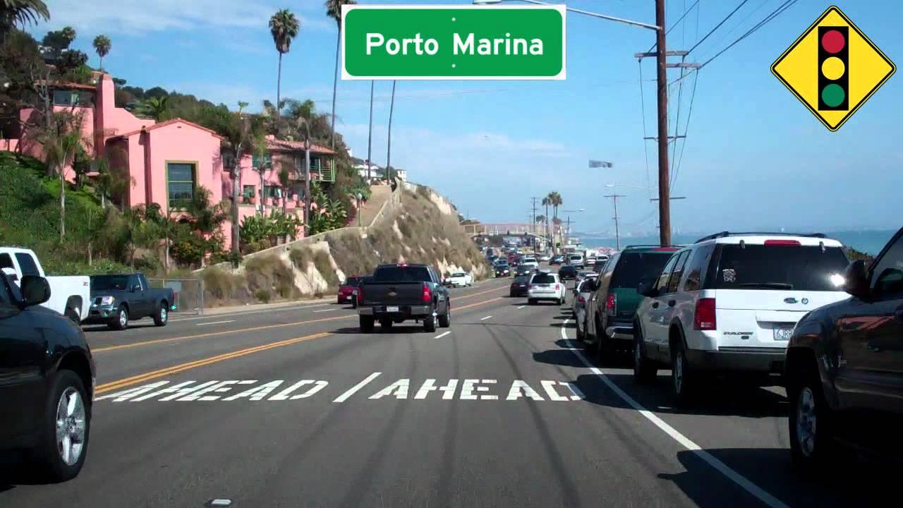 Ca 1 south pacific coast highway malibu east to santa for Malibu motors santa monica