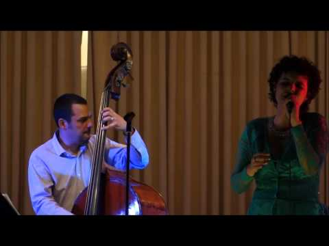Karine Aguiar - USA 2015 Brazilian Jazz Extravaganza - Yardley Community Center