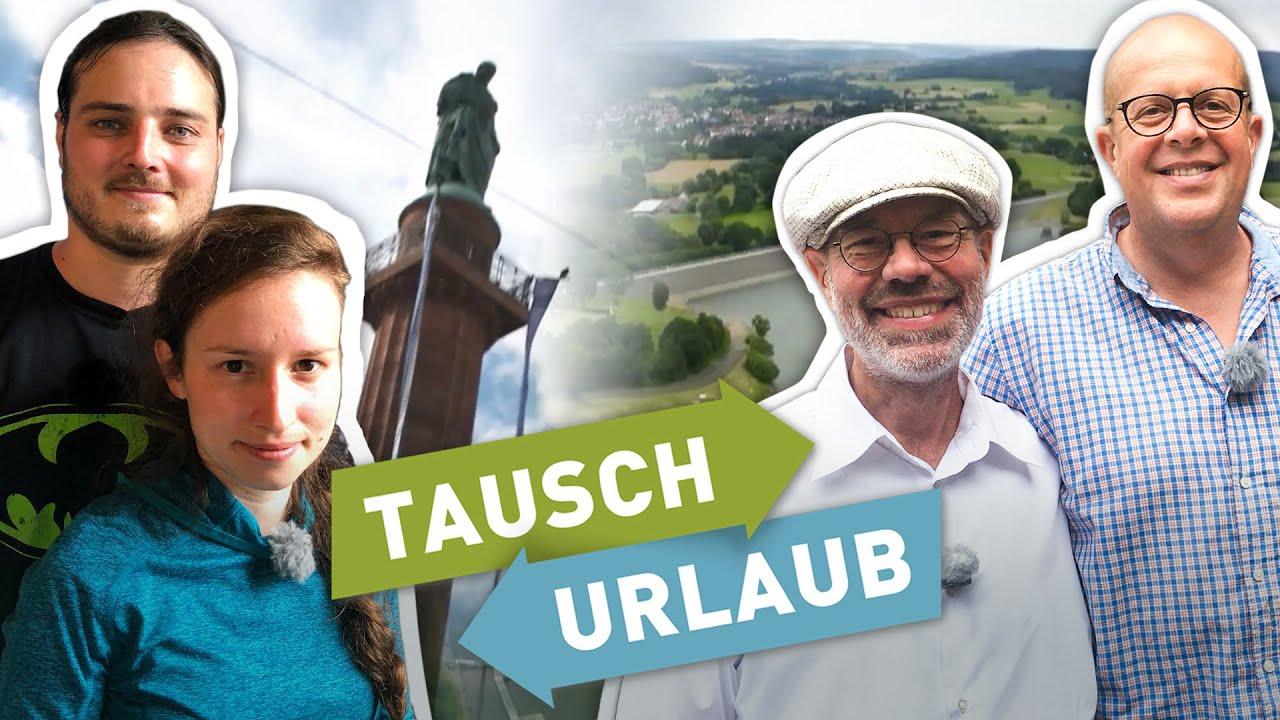 Aus Schotten nach Darmstadt | Tauschurlaub