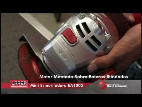 Esmeriladora Angular Urrea EA1005 URREA México thumbnail