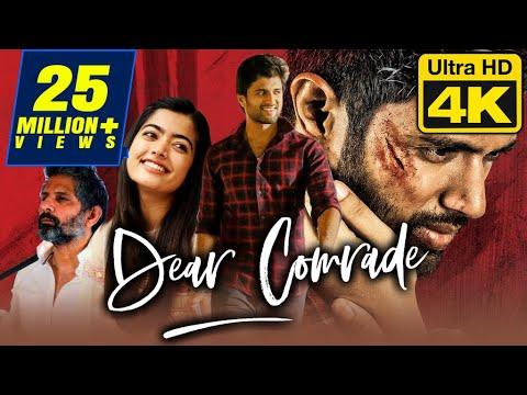 Dear Comrade Hindi Dubbed Movie In 4K Ultra HD Quality   Vijay Devarakonda, Rashmika, Shruti
