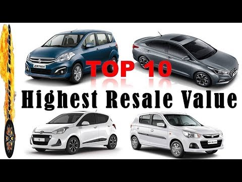 Best options to help car resale value