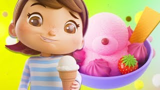 Ice Cream Song - Little Baby Bum | ABCs and 123s Baby Songs | Nursery Rhymes and Kids Songs