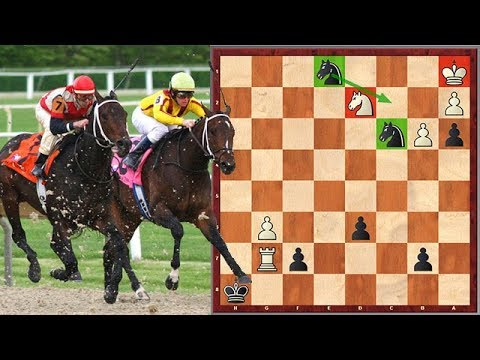 "The Famous ""Horse Racing"" Game"