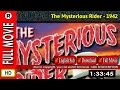 Watch Online: The Mysterious Rider (1942)