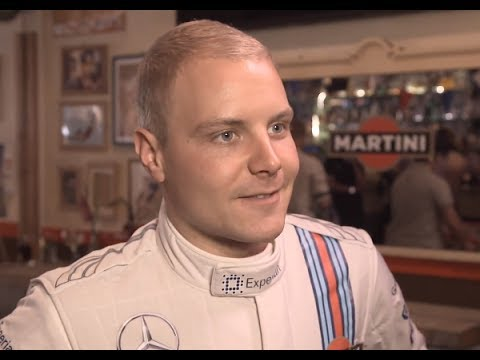 Valtteri Bottas 2014 Interview Funny, Finnish + One To Watch Formula 1 2015 Commercial CARJAM TV