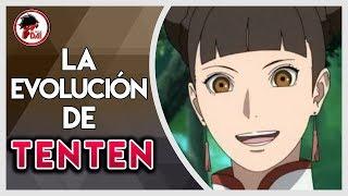 Naruto: Historia y Evolución de TENTEN