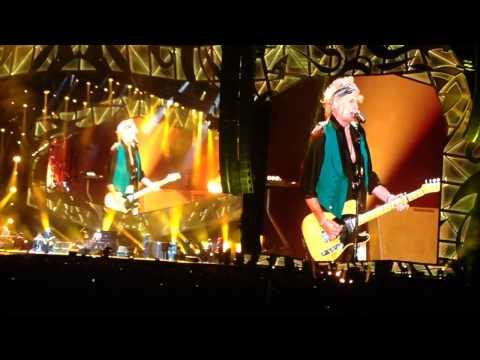 Rolling Stones Happy 2015