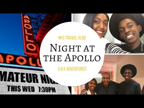 NYC Travel Guide | Night At The Apollo