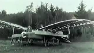 Men's try to fly about 150 years ago.